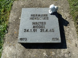 Vossenack War Cemetery – North Rhine-Westphalia, Germany
