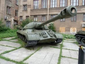 Tankograd, the Chelyabinsk Tractor Plant in Oblast Chelyabinsk, Russia